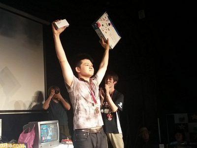 日本の格ゲー大会