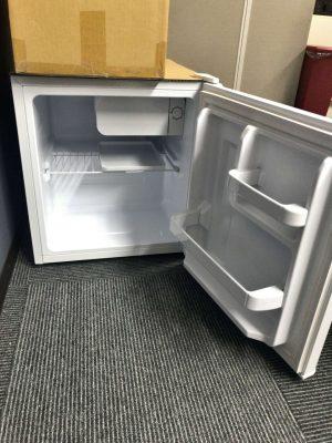 冷蔵庫を購入しました